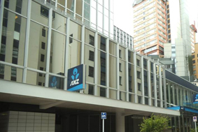 ANZ Tower, Grey Street side